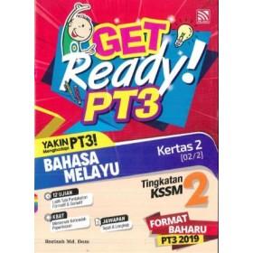 TINGKATAN 2 GET READY!PT3 BM (KERTAS 2)