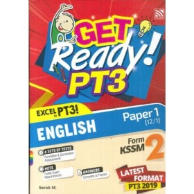 TINGKATAN 2 GET READY!PT3 ENG (PAPER 1)