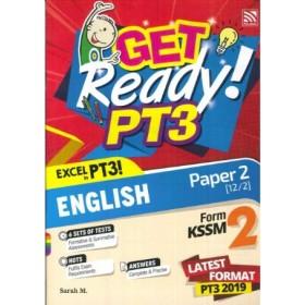 TINGKATAN 2 GET READY!PT3 ENG (PAPER 2)