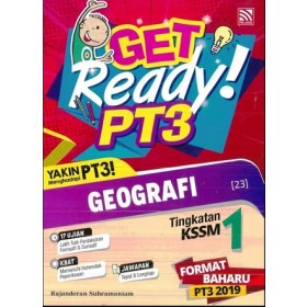TINGKATAN 1 GET READY!PT3 GEOGRAFI