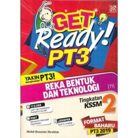 TINGKATAN 2 GET READY!PT3 RBT