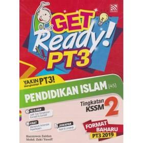 TINGKATAN 2 GET READY!PT3 P ISLAM