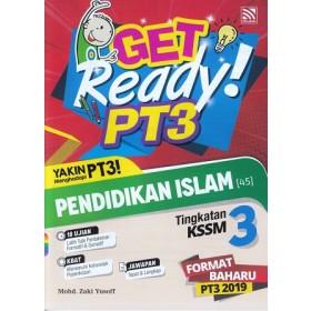 TINGKATAN 3 GET READY!PT3 P ISLAM