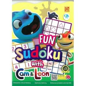 CAM & LEON SUDOKU PUZZLES