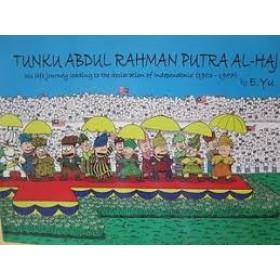 TUNKU ABDUL RAHMAN PUTRA AL-HAJ
