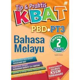 Tingkatan 2 Tip & Praktis KBAT Bahasa Melayu