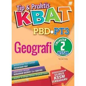 Tingkatan 2 Tip & Praktis KBAT Geografi