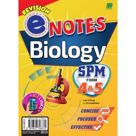 SPM REVISI ENOTES BIOLOGY