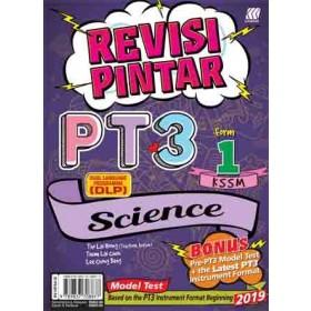 TINGKATAN 1 REVISI PINTAR KSSM SCIENCE