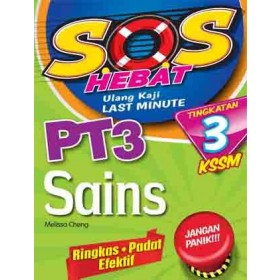 TINGKATAN 3 SOS HEBAT PT3 SAINS