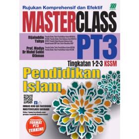 MASTERCLASS PT3 PENDIDIKAN ISLAM