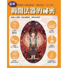 揭開法器的祕密:解開唐卡的圖像密碼,佛陀教法一目了然!(圖解版)