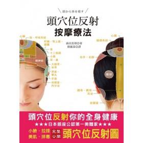 頭穴位反射按摩療法