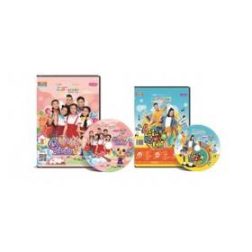 小太阳快乐唱跳合辑 IV (CD+DVD)