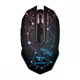ALCATROZ X-CRAFT PRO 2000 SILENT GAMING MOUSE