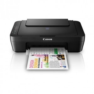 CANON E410 Ink Efficient All-in-one Printer (Print,Scan,Copy)