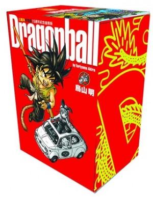 七龍珠完全版15週年紀念盒裝版