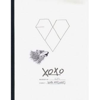 EXO - XOXO (1st Album) - Kiss (Korean)