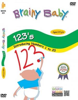 BRAINY BABY BUNDLE 2 (2DVD)