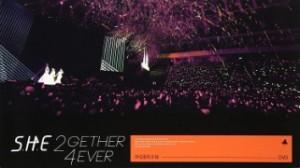S.H.E 2gether 4ever演唱会影音馆 [2DVD]