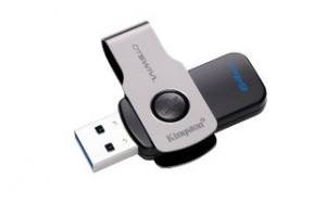 KINGSTON DATA TRAVELLER SWIVL USB FLASH DRIVE 64GB