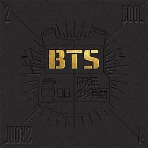 BTS 1st single album: 2 Cool 4 Skool