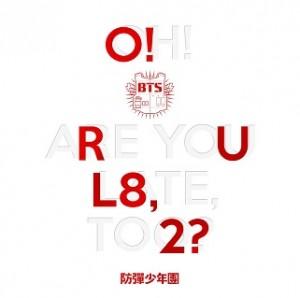 BTS 1st Mini Album:O! RUL8, 2?