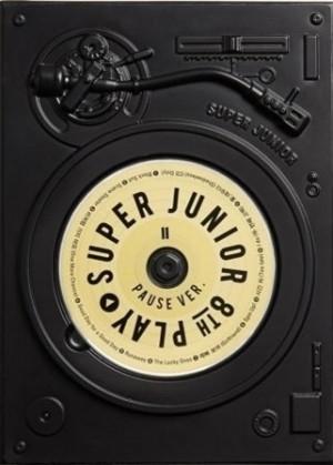 Super Junior - Play (8th Album) PAUSE VERSION