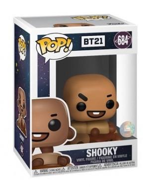 FUNKO POP Animation: BT21 - Shooky