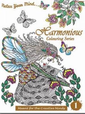HARMONIES COLOURING SERIES 1