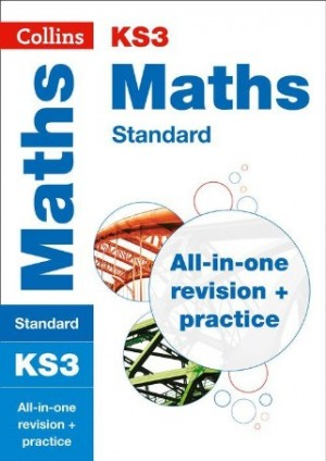 KS3 All-in-One Revision and Practice?- Maths (Standard)