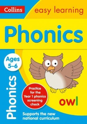 Easy Learning - Phonics Ages 5-6