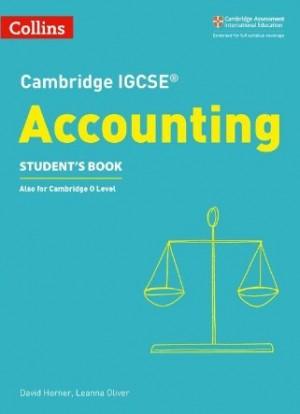 Cambridge IGCSE Accounting Student Book