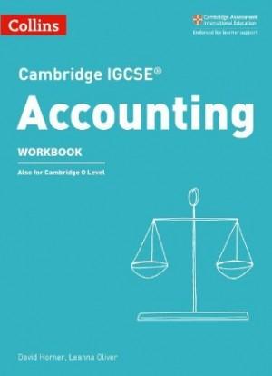 Cambridge IGCSE Accounting Workbook?