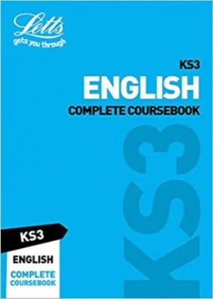 KS3 Letts English Complete Coursebook