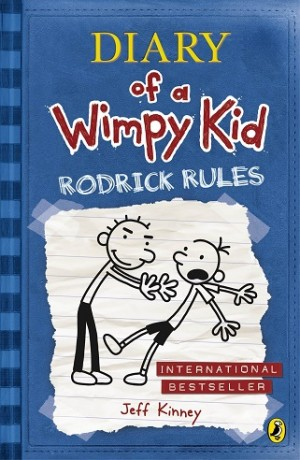 C-DIARY OF A WIMPY KID 2 : RODRICK RULES