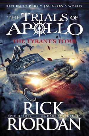 Trials of Apollo: The Tyrant's Tomb