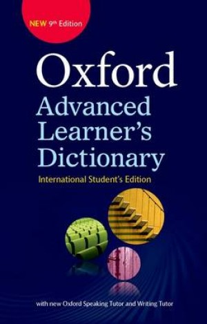 Oxford Advanced Learner's Dictionary: International Student's edition (only available in certain markets)