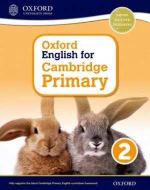 Student Book 2 - Oxford English for Cambridge Primary