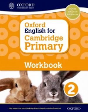Workbook 2 - Oxford English for Cambridge Primary