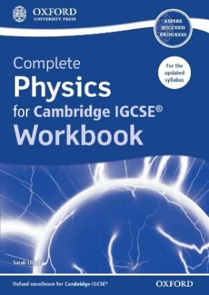 Cambridge IGCSE(R) Complete Physics Workbook 3rd Edition