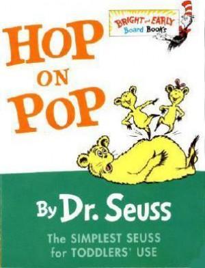 DR SEUSS: HOP ON POP