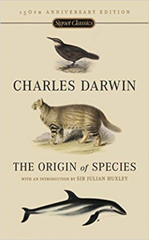 The Origin Of Species 150 Anniversary Ed