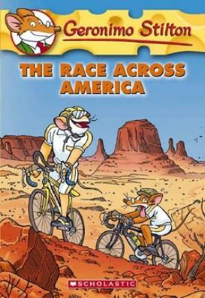 GS 37: THE RACE ACROSS AMERICA