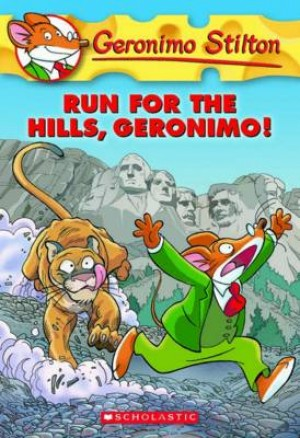 GS 47: RUN FOR THE HILLS, GERONIMO!