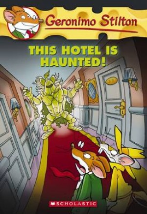 GS 50: THIS HOTEL IS HAUNTED!