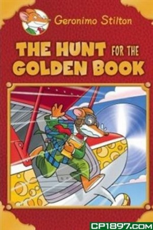 GS SPECIAL EDITION 01: THE HUNT FOR THE GOLDEN BOOK