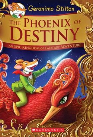 GS THE KINGDOM OF FANTASY SPECIAL EDITION 01: THE PHOENIX OF  DESTINY (HC)