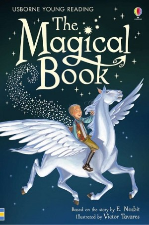 C-URCCR MAGICAL BOOK (USB YOUNG READING)