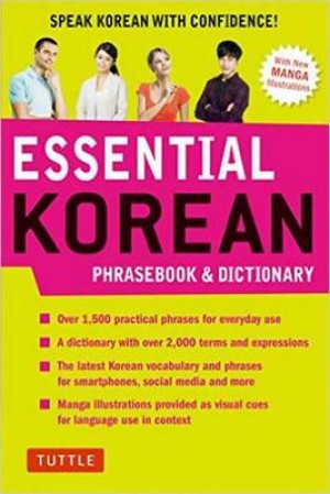 Essential Korean Phrasebook & Dictionary: Speak Korean with Confidence!